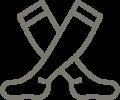 ikon-strømper
